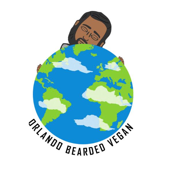 Orlando Bearded Vegan (orlandobeardedvegan) Profile Image | Linktree