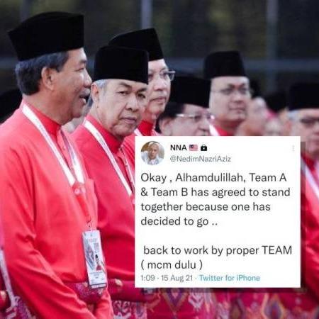 @sinar.harian Adakah UMNO bersatu semula?  Link Thumbnail | Linktree