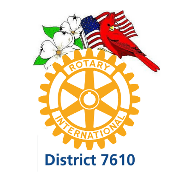 Rotary District 7610 Website