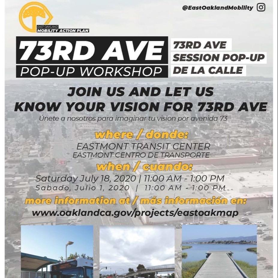 73rd Ave Vision Survey