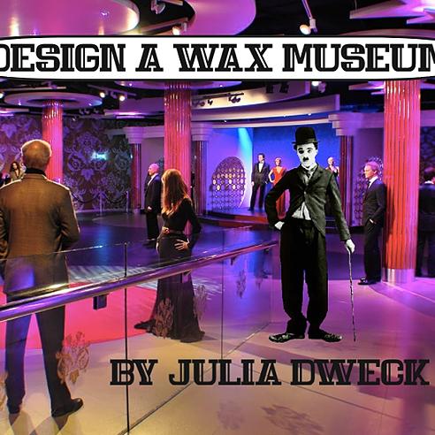 @GiftedTawk Jamboard Wax Museum *STEAM - Students Design a Wax Museum Link Thumbnail | Linktree