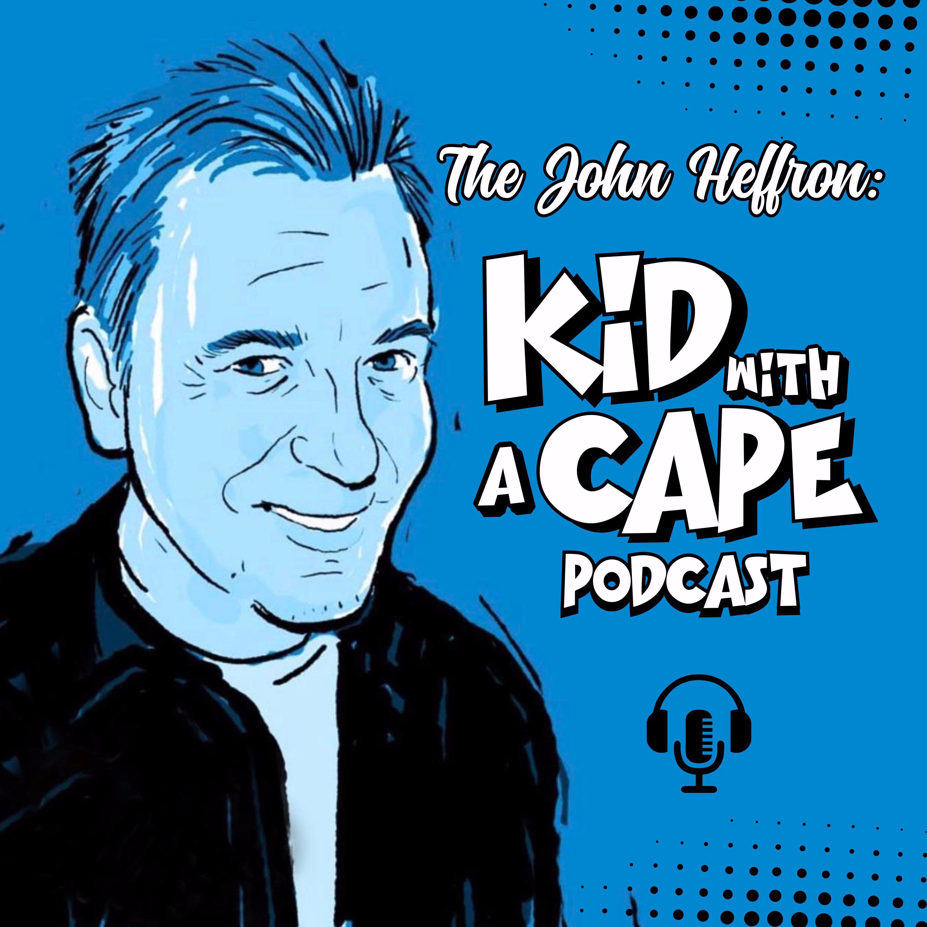 Kid with a Cape (Podcast Apple)