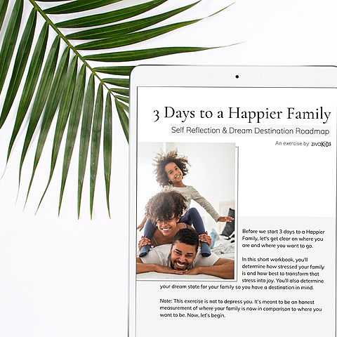 @zivameditation Join Our 3 Days to a Happier Family Challenge Link Thumbnail | Linktree