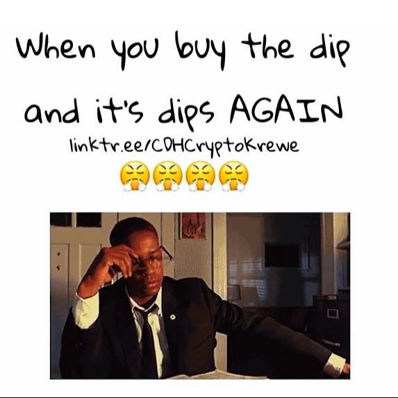 @CDHCryptoKrewe Buy the Dip 📉💰💸 Link Thumbnail   Linktree