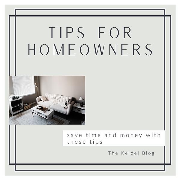 Keidel Tips for Homeowners Link Thumbnail | Linktree