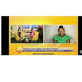 📺 INTERVIEW ON CVM TELEVISION