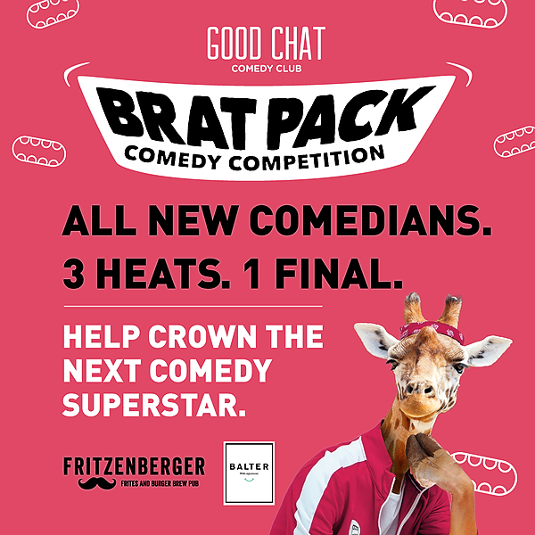 [SOLD OUT] Get tickets to Brat Pack Finals [Oct 22nd]