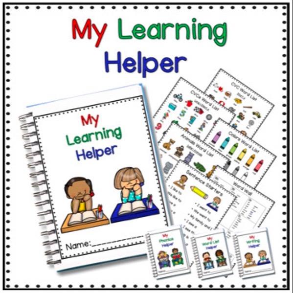 @thefirstgradecreative My Learning Helper  Link Thumbnail   Linktree