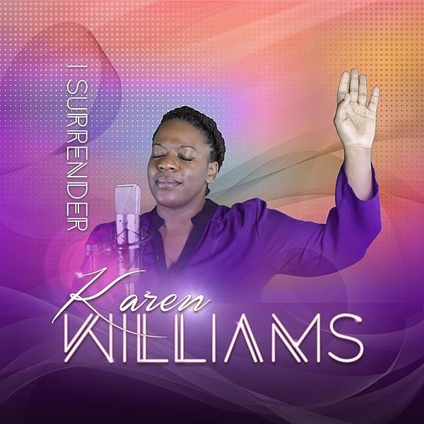 @pentabrecords I SURRENDER by Karen Williams Link Thumbnail | Linktree