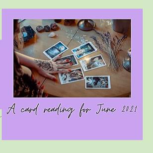 JUNE 2021 Card Messages