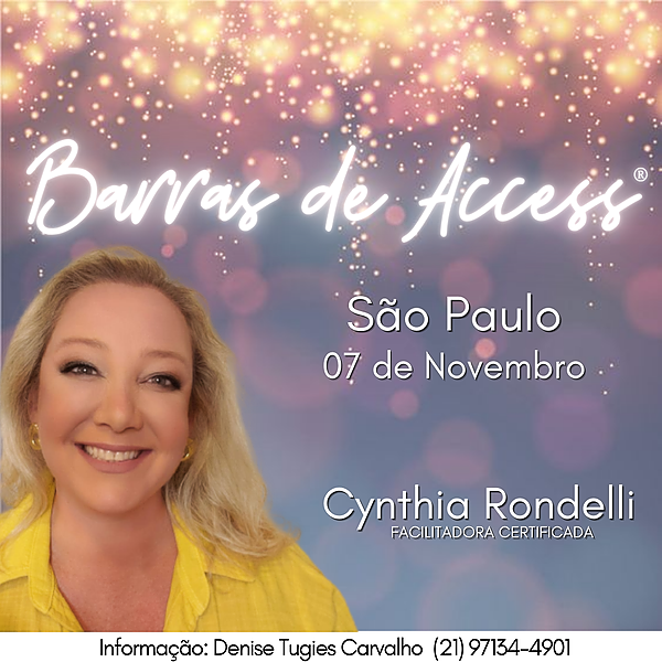 Classe de Barras de Access SP  - 07/11