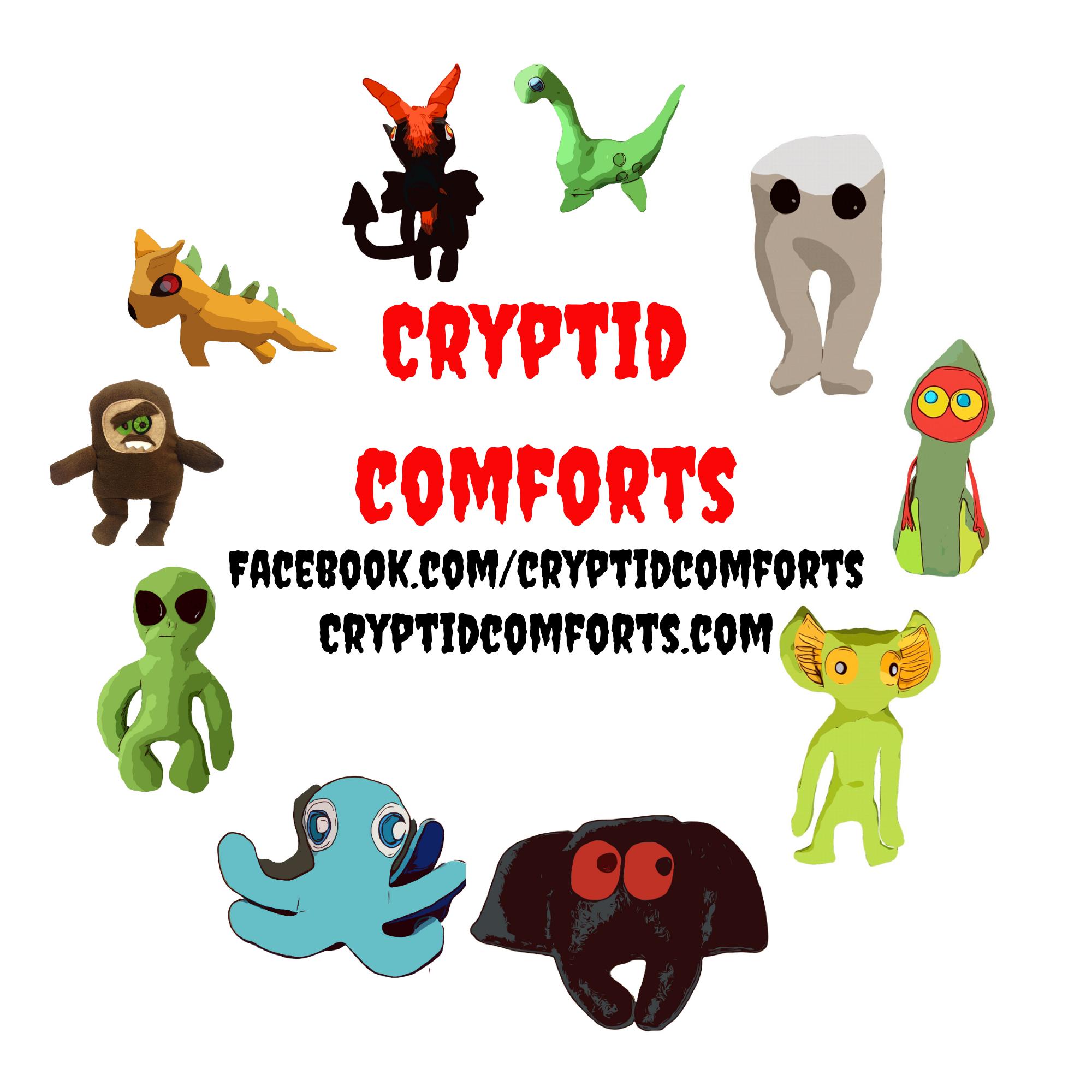 Cryptid Comforts (cryptidcomforts) Profile Image | Linktree