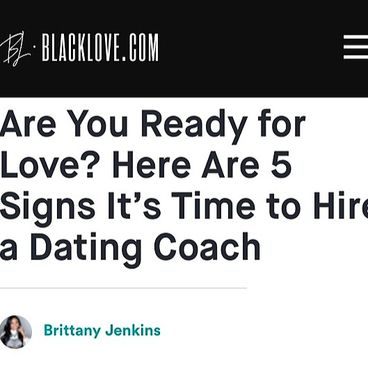 BlackLove.com Feature: Are you Ready for Love?