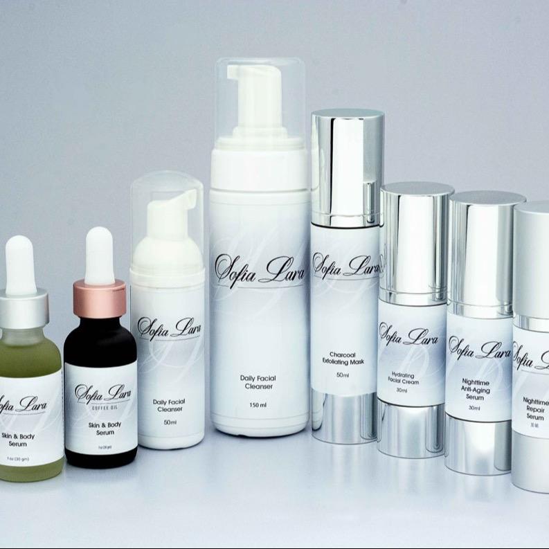 Sofia Lara Skincare  Catalog