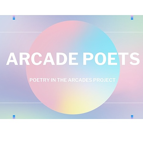 Marcelle Newbold Public space poem: Arcade Hopping (Arcade Poets competition winner) Link Thumbnail | Linktree