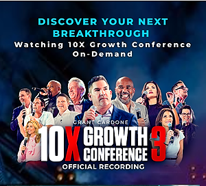 @grantcardone 10XGrowthCon 3   Official Recording Link Thumbnail   Linktree