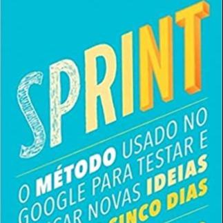 """#05 Ana Avelar - livro """"Sprint"""""""