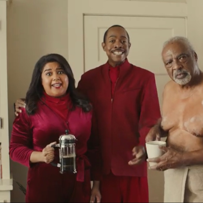Folgers Commercial: The Visit