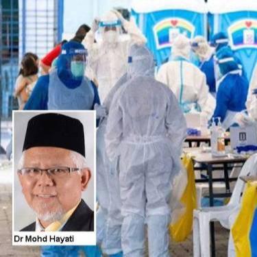 @sinar.harian 10 daerah di Kedah catat peningkatan kes Covid-19 Link Thumbnail | Linktree