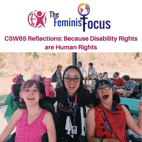 Girls Learn International CSW65 Reflections: Because Disability Rights are Human Rights Link Thumbnail | Linktree