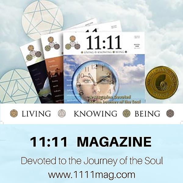 @1111Magazine 11:11 MAGAZINE Link Thumbnail | Linktree