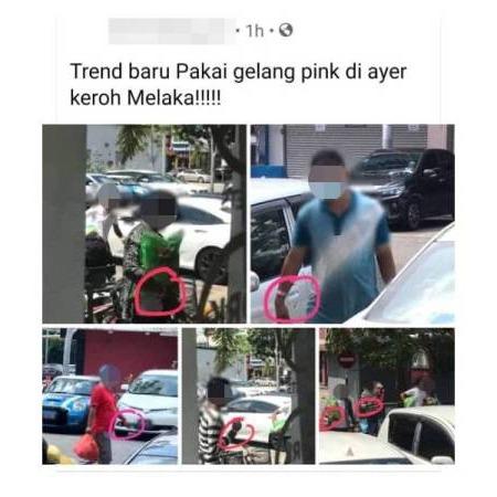 @sinar.harian Warga asing pemakai gelang 'pink' buat hal Link Thumbnail | Linktree