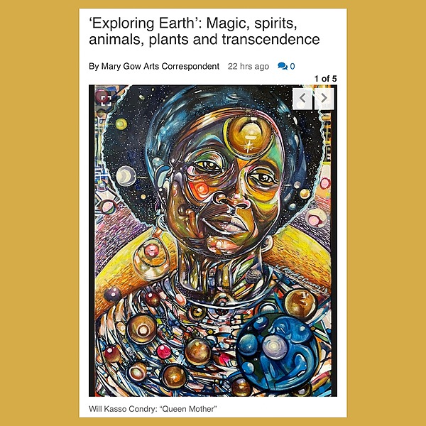 @JUNIPERCREATIVEARTS 'Exploring Earth': Magic, spirits, animals, plants and transcendence Link Thumbnail   Linktree