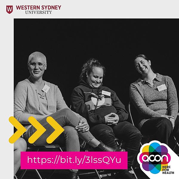 @ACONhealth Needs of LGBTQ People in Western Sydney Report Launch Link Thumbnail   Linktree