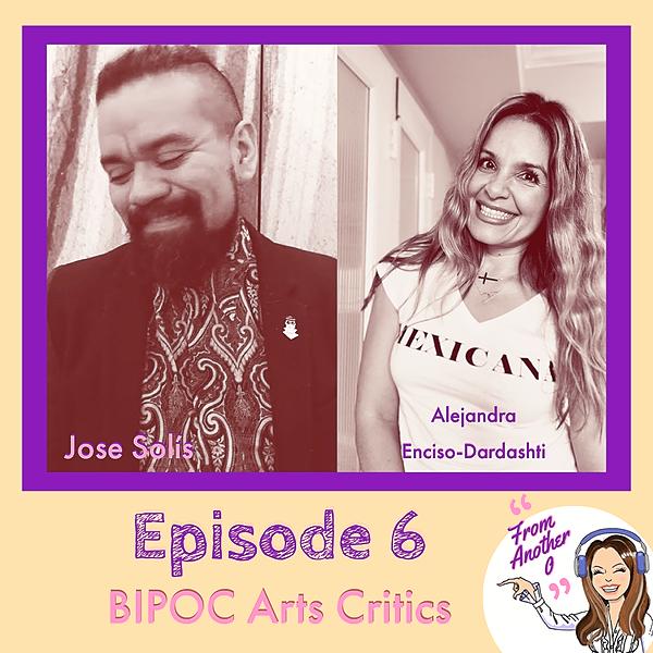 Itunes-Episode 6 : BIPOC Arts Critics