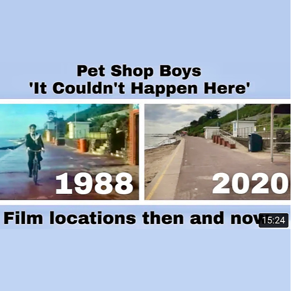 """""""It Couldn't Happen Here"""" film locations - YouTube"""