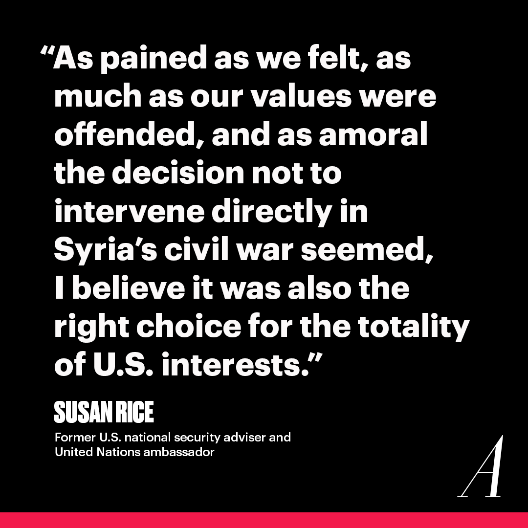 The Atlantic In Syria, America Had No Good Options Link Thumbnail | Linktree