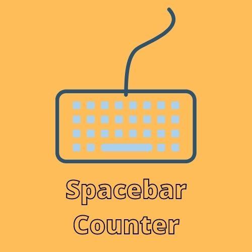 @spacebarcounter Profile Image | Linktree