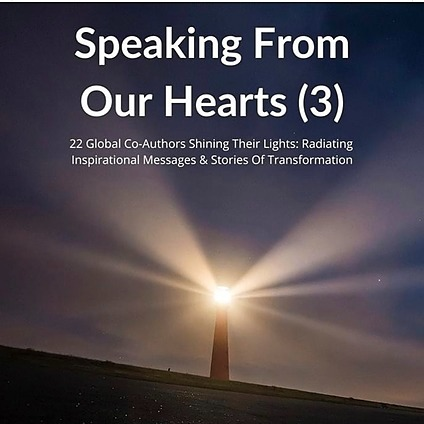 @AndrewBatt Book - Global Co-Author - Speaking From Our Hearts Volume 3 (Amazon) Link Thumbnail | Linktree