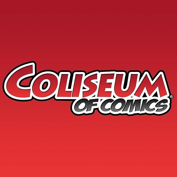 Coliseum of Comics (coliseumofcomics) Profile Image   Linktree