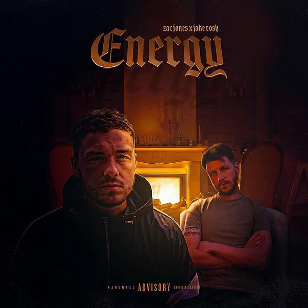 @JakeRosh Energy EP - Jake Rosh x Zac Jones STREAM NOW Link Thumbnail | Linktree