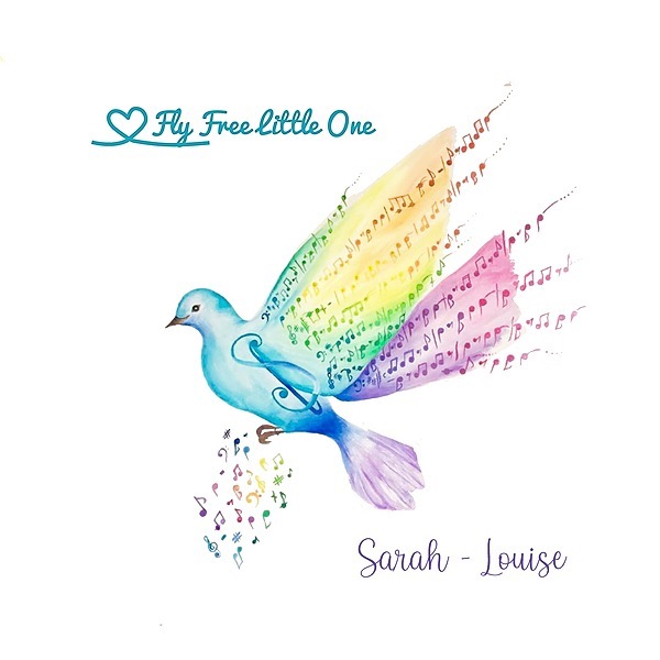 Sarah Louise Music  🌸Fly Free Little One 🌸 Charity   (OFFICIAL MUSIC VIDEO ) Link Thumbnail   Linktree