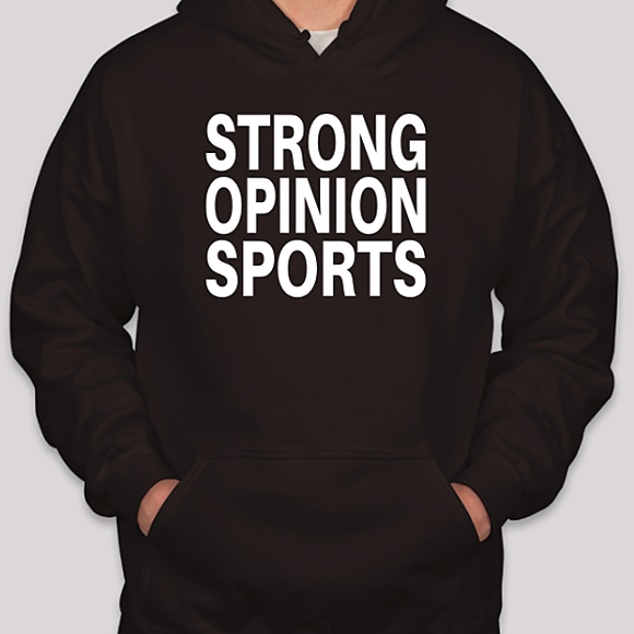 Hoodies! Pullover & Zip Up Strong Opinion Sports