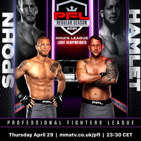 @MMATV PFL 2 - April 29 Link Thumbnail   Linktree