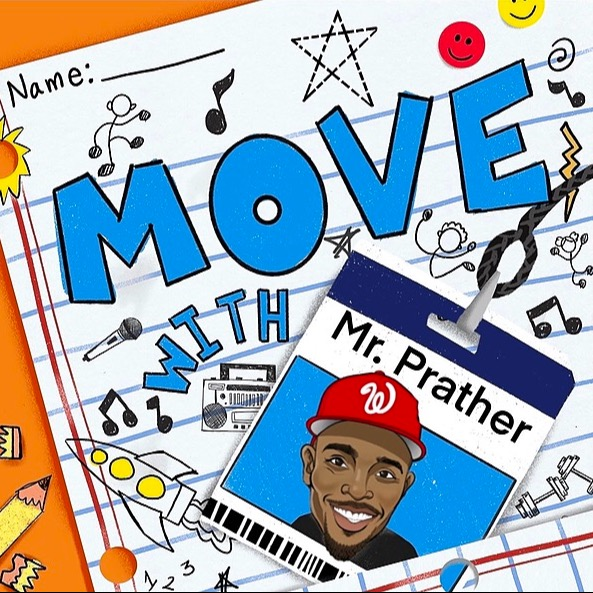 @MoveWithMrPrather Workout! (Do Your Dance) Link Thumbnail | Linktree