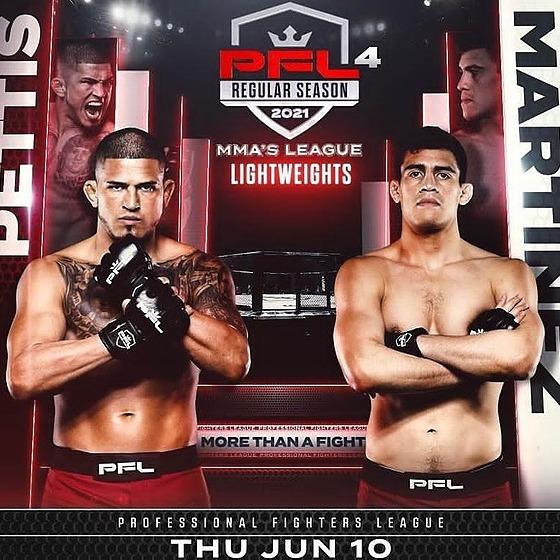 @MMATV PFL #4 - June 10th Link Thumbnail   Linktree