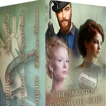 @christinesterling The Pinkerton Matchmaker Short Stoy Collection Vol II Link Thumbnail   Linktree