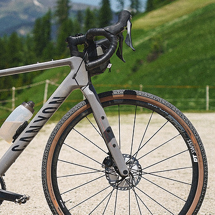 Gravel Collective Video: Canyon Grizl im Schotterrad-Check Link Thumbnail | Linktree
