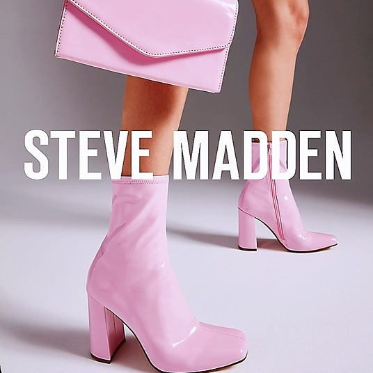 Shop Steve Madden shoes and bags here