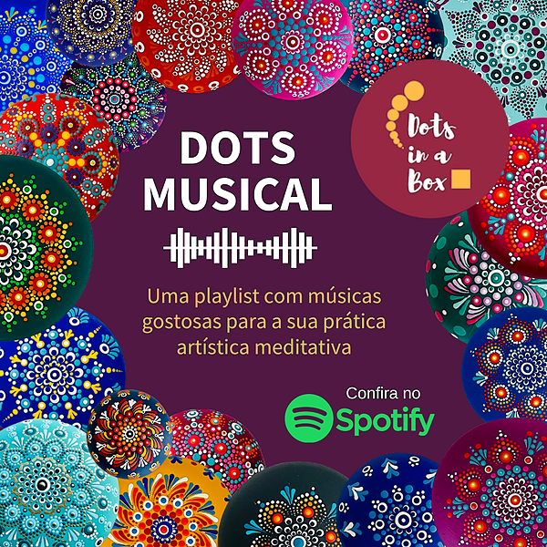 @dotsinabox Playlist para arte meditativa Link Thumbnail | Linktree