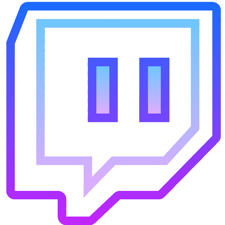 Twitch (rarely used)