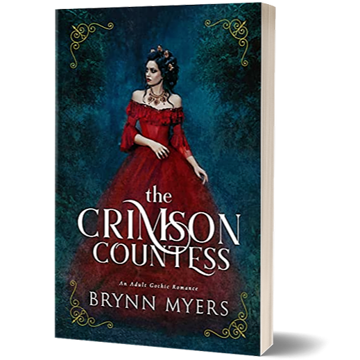 @authorbrynnmyers The Crimson Countess AVAILABLE NOW! Link Thumbnail | Linktree