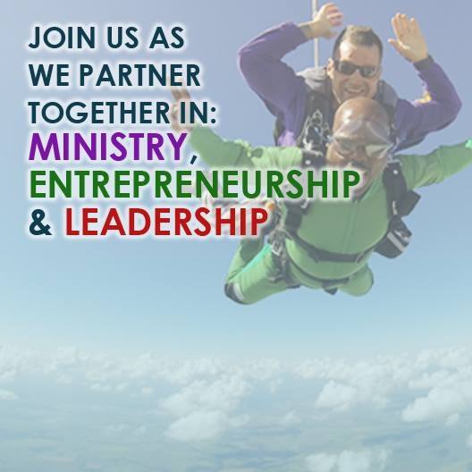 @PastorMel Purpose Driven Entrepreneurs - Let's Lock Arms Link Thumbnail | Linktree
