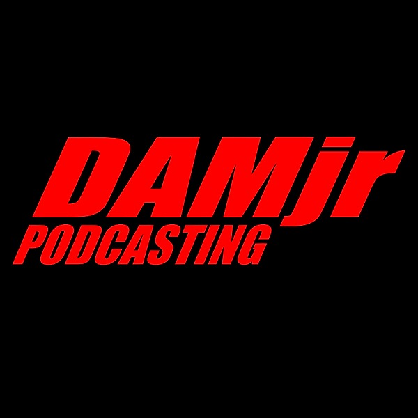 Destroy All Movies Podcast DAMjr Podcasting Home Link Thumbnail | Linktree