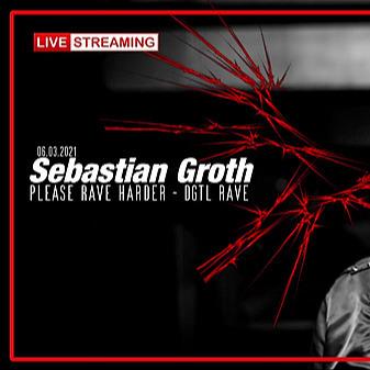 [Stream] Sebastian Groth - Please Rave Harder DGTL RAVE - YouTube