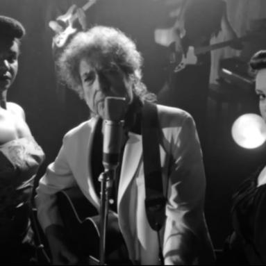 @we.are.lief Bob Dylan 'ᔕℎᗩᗪOᗯ ƘƖᑎGᗪOᗰ' dir. Alma Har'el Link Thumbnail | Linktree